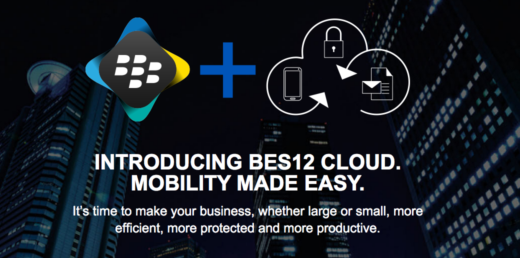 BES12 Cloud now available for 1O1O enterprise customers in Hong Kong