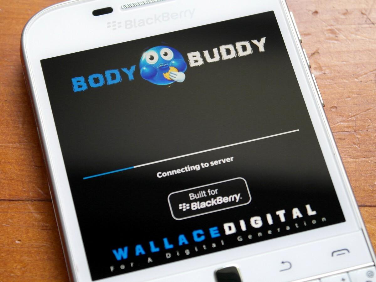 Body Buddy Splash Screen
