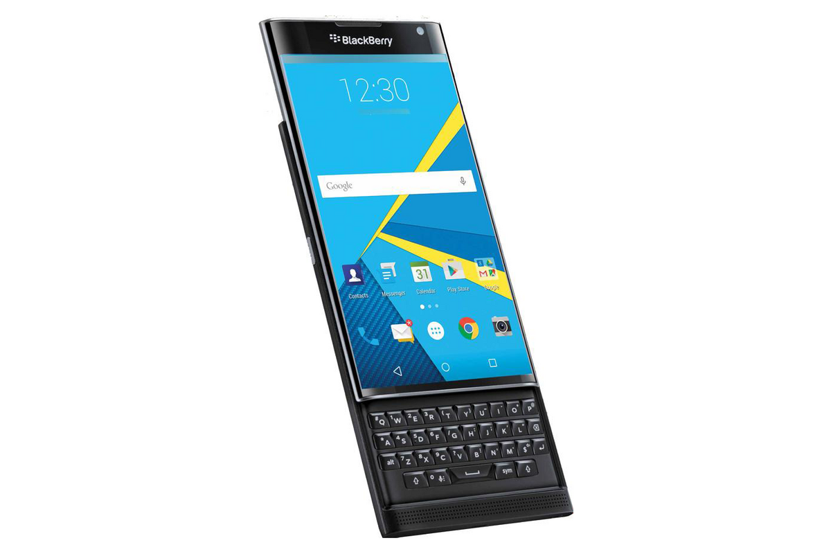 BlackBerry officially announces the BlackBerry Priv