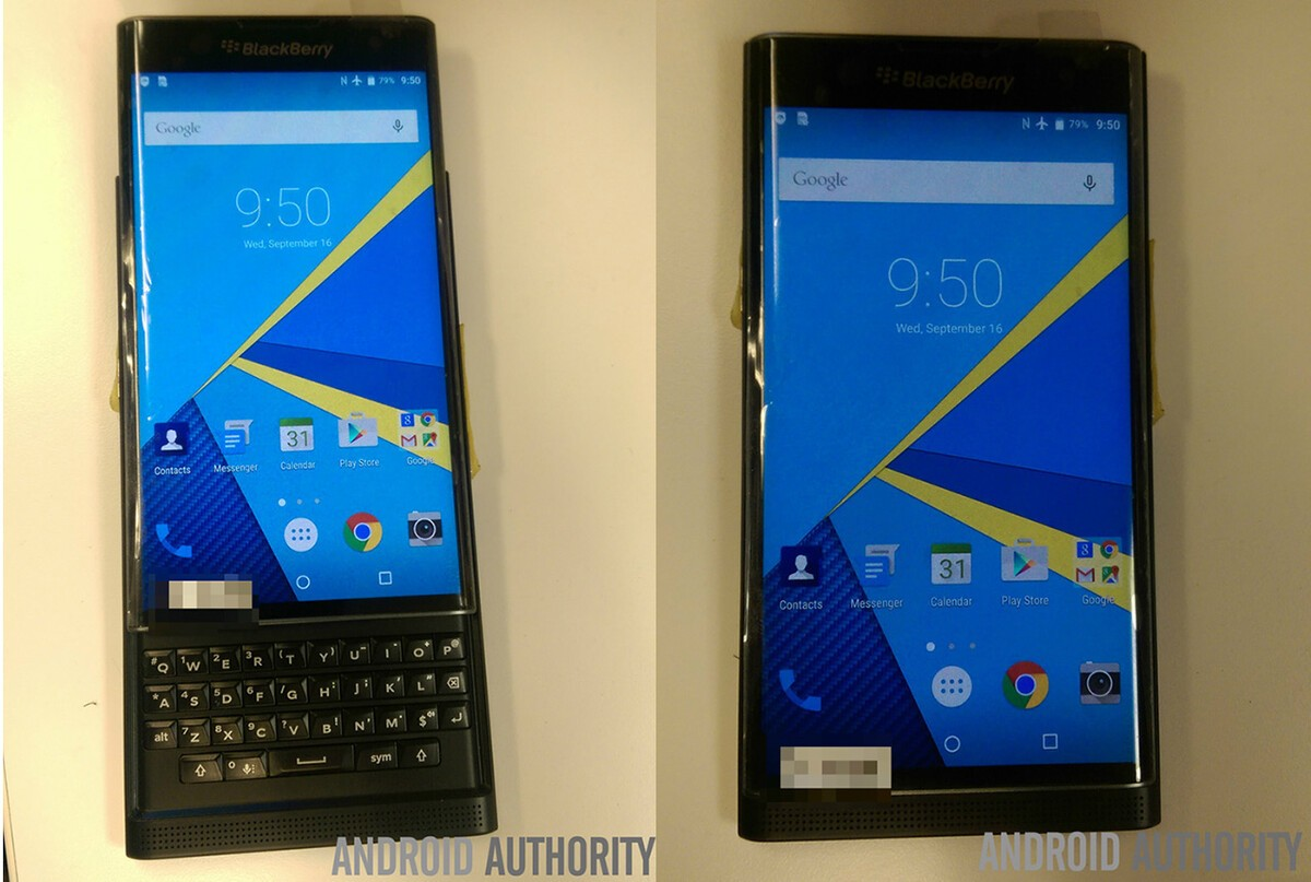 BlackBerry Venice gets a hands-on treatment, shows off customization and more