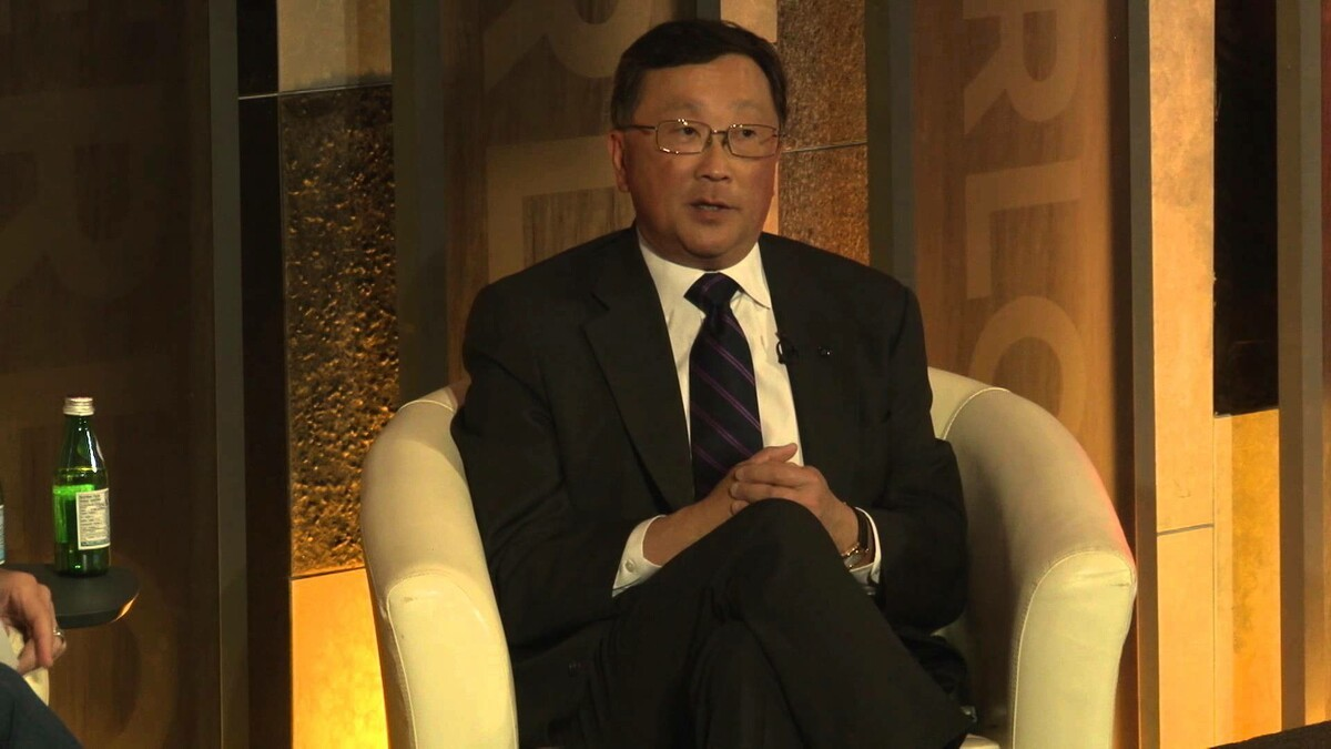 John Chen to take part in 'Self-Driving Cars: New Rules of the Road' panel