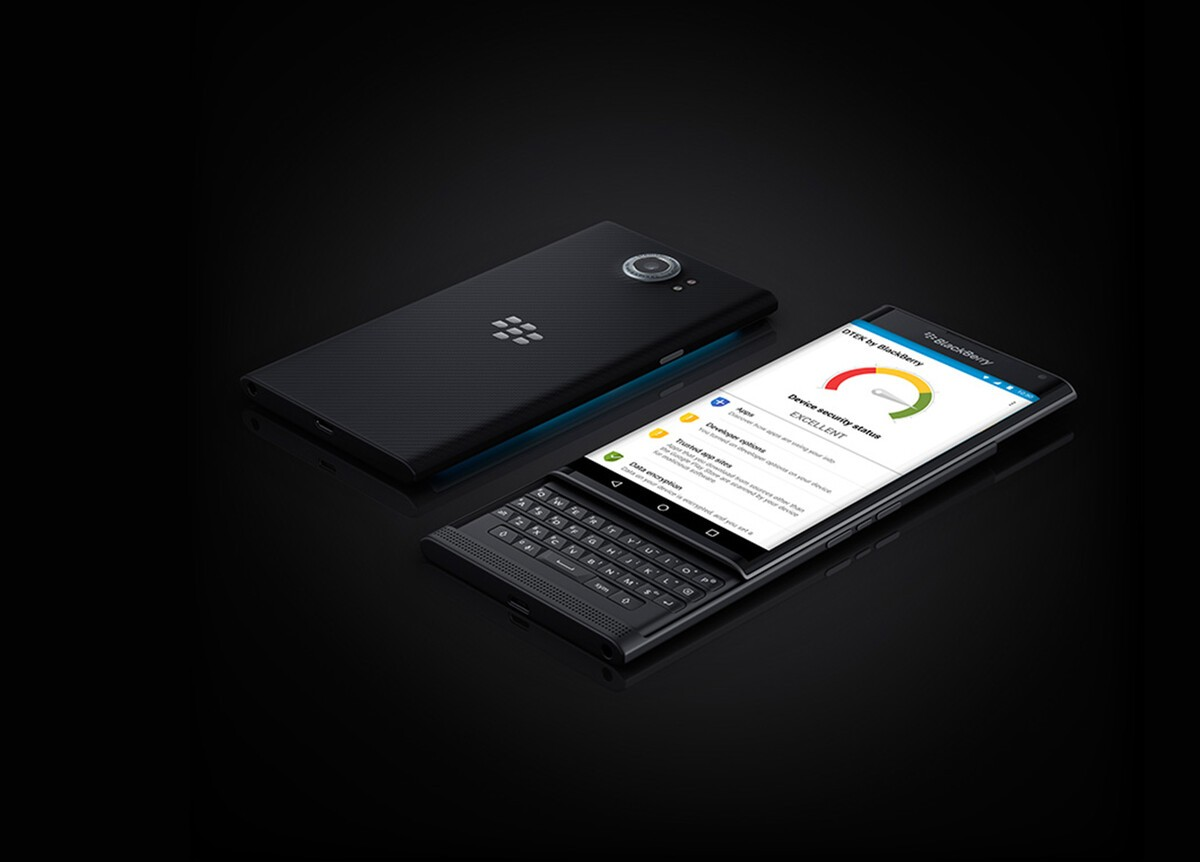 Here's how BlackBerry secured Android on the Priv