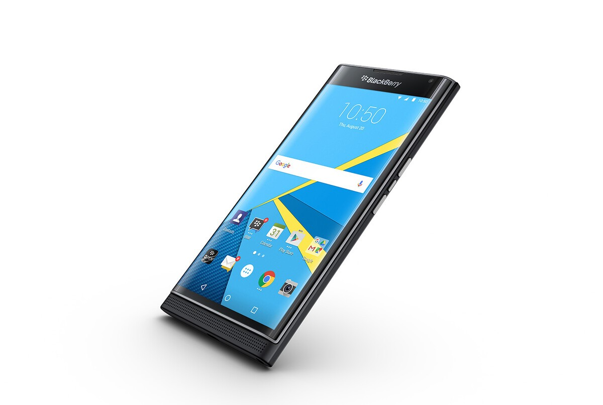 You can pre-order the BlackBerry Priv in Hong Kong