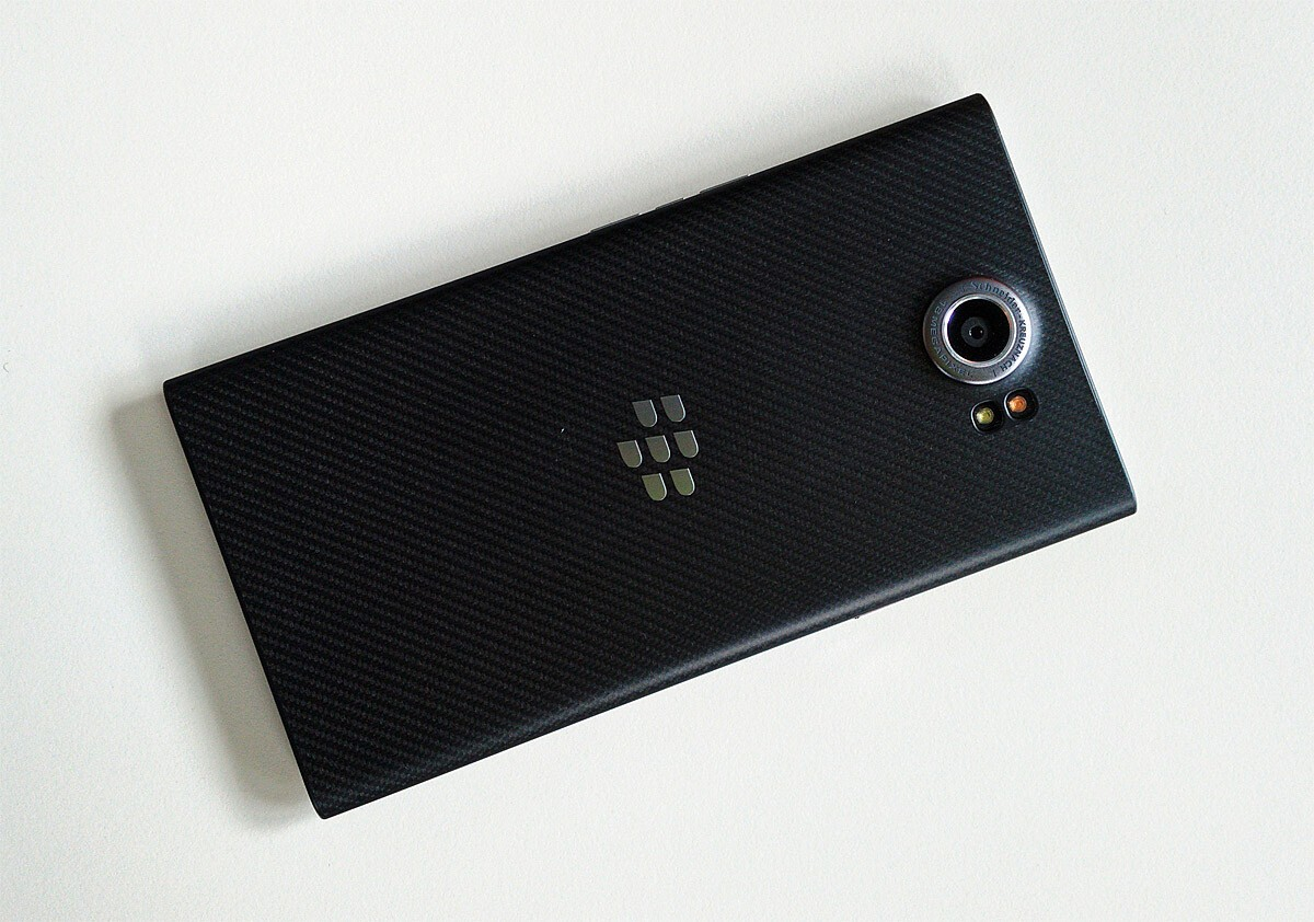 Priv by BlackBerry hands on