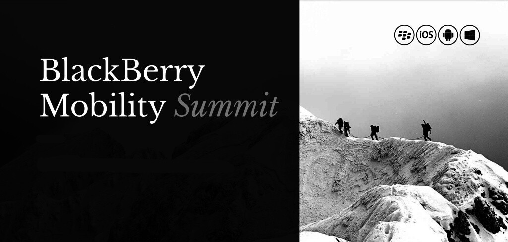 BlackBerry hosting Mobility Summit on April 6