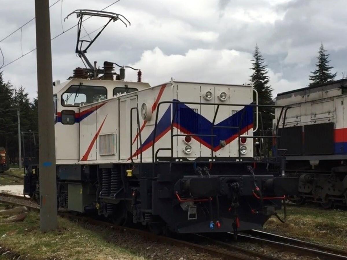 TÜBİTAK MRC chooses QNX for its new E1000 electric locomotive