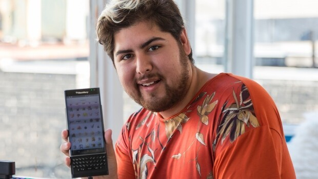 This guy caught all 142 North American Pokémon in Pokémon Go using his BlackBerry Priv