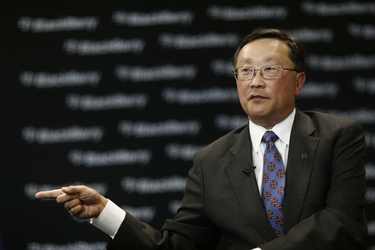 John Chen: We will have BlackBerry devices on an ongoing basis