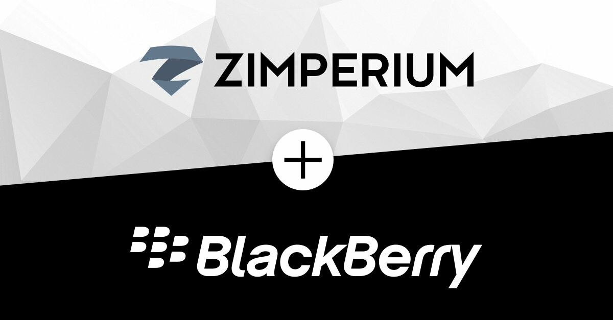 BlackBerry and Zimperium partner to provide mobile threat protection for Enterprise and Government