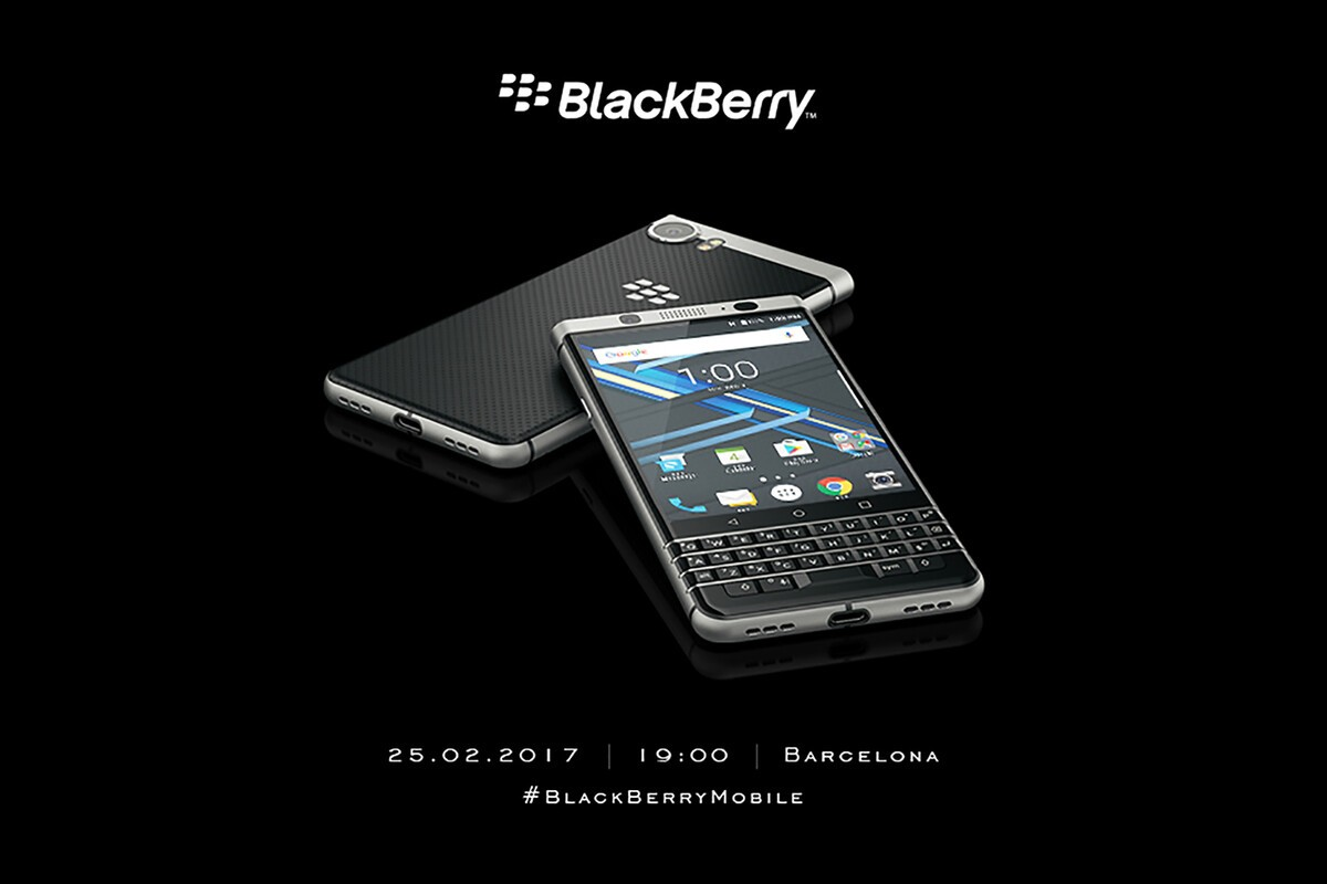 Where did the BlackBerry Mercury codename come from?