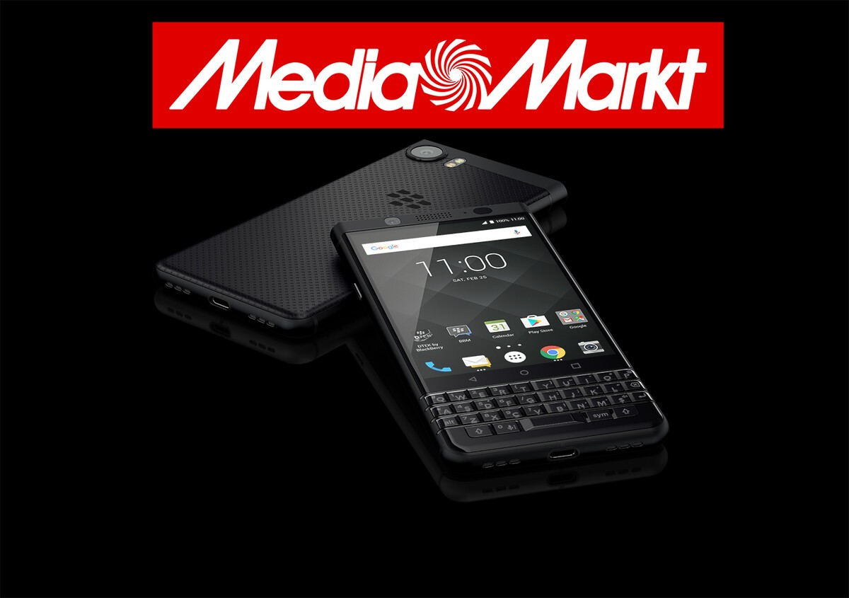 Media Markt now taking pre-orders for the BlackBerry KEYone Black Edition! Black Keyone MM 0 0