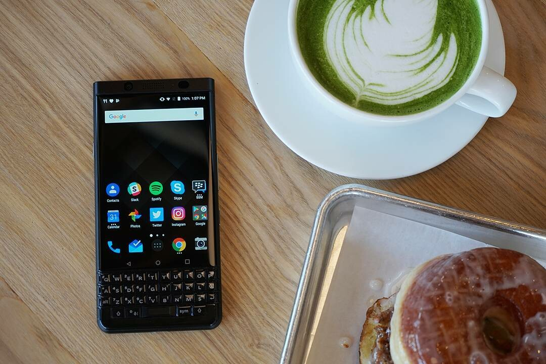 BlackBerry KEYone Black Edition now available in France from Boulanger KO Black Edition Canada Sign Up 0