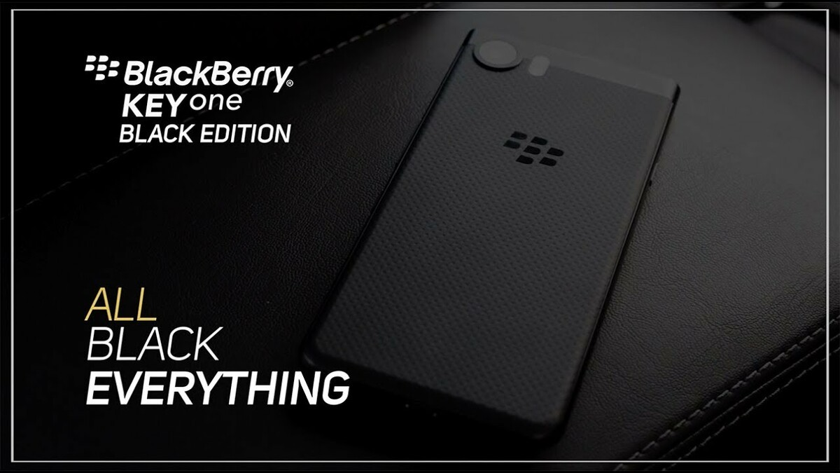 BlackBerry KEYone Black Edition now available from Belsimpel! abe KEYone 0