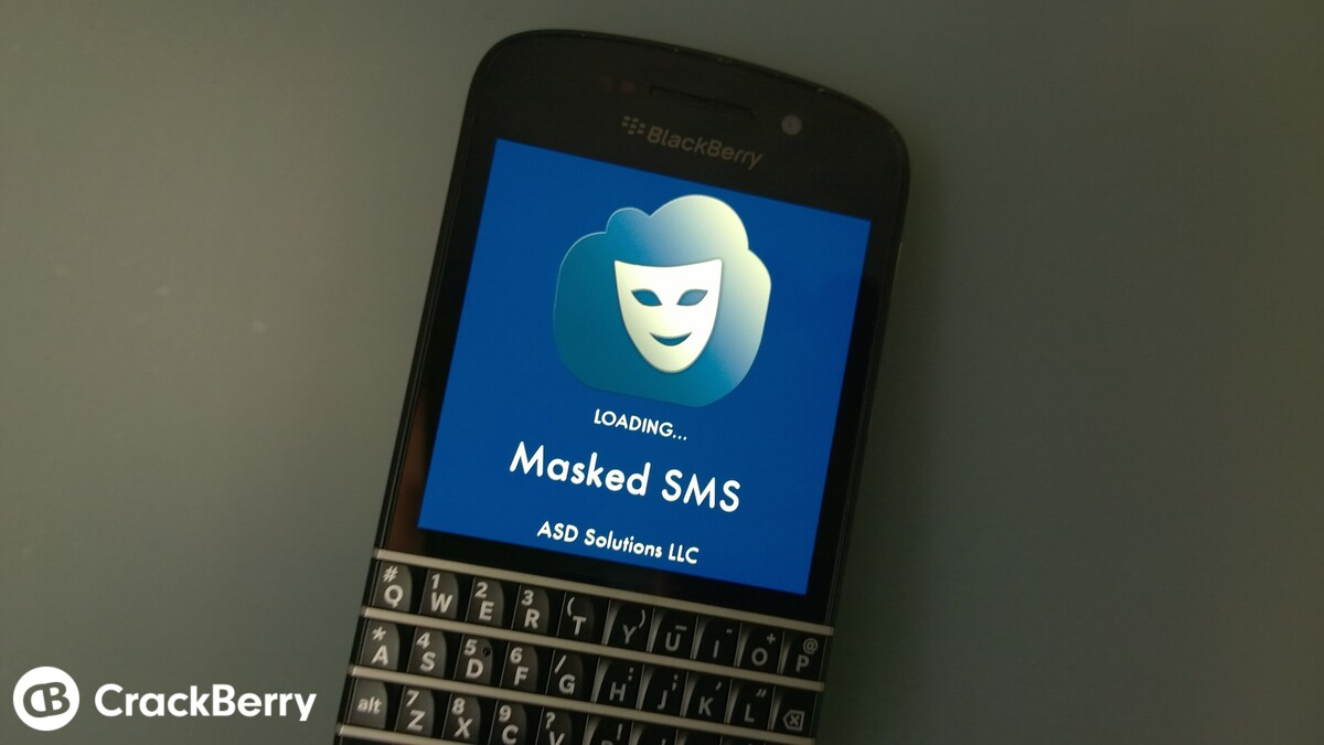 Masked SMS