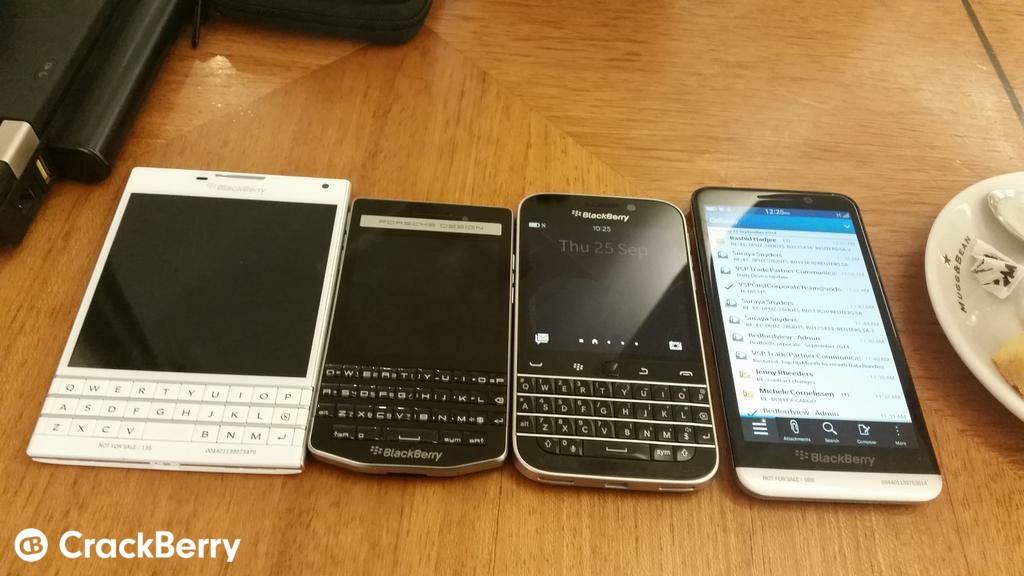 BlackBerry Envy