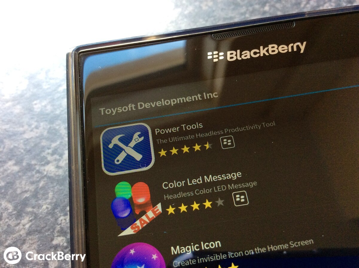 Toysoft Development apps go on sale for a limited period of time