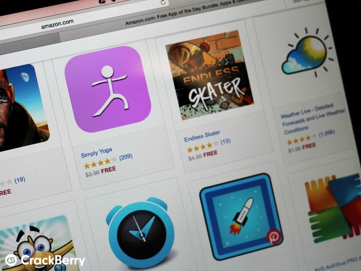 Amazon Appstore free apps