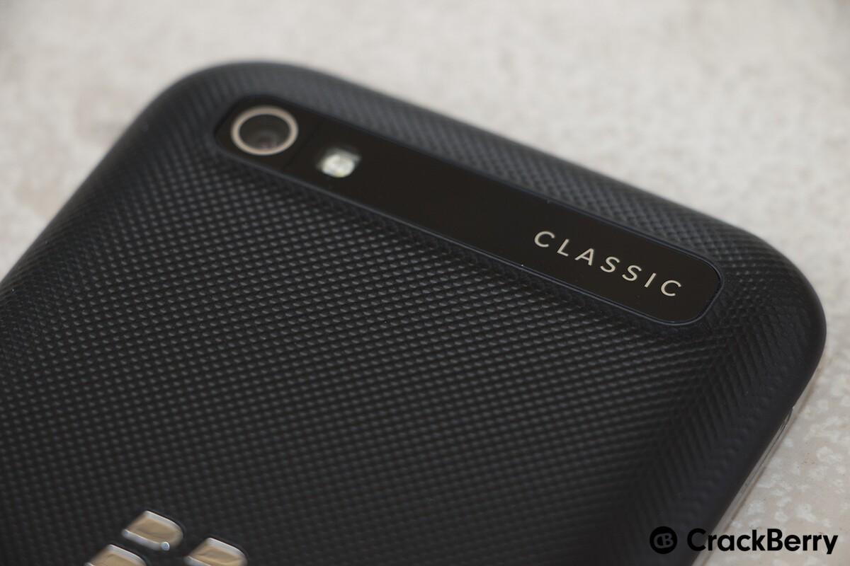BlackBerry Classic Camera