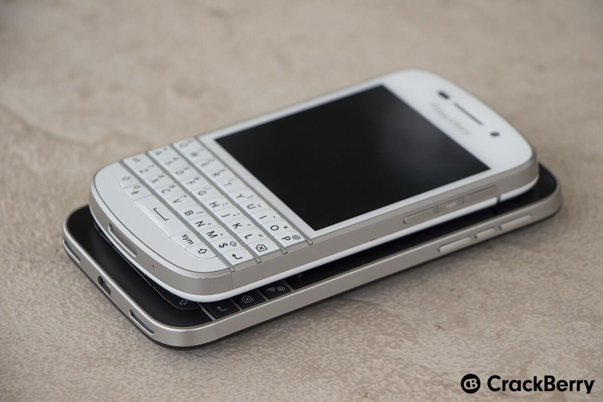 BlackBerry Q10 and BlackBerry Classic
