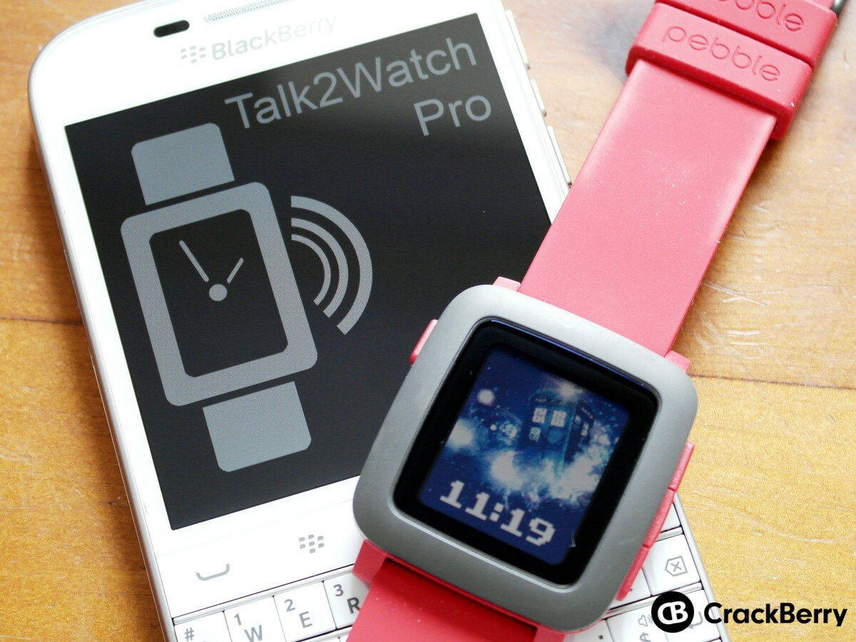 Talk2Watch Pro updated with new features and fixes to music controls