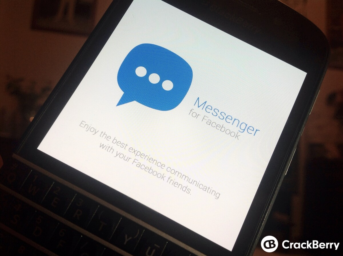 Messenger for Facebook updated and goes on sale