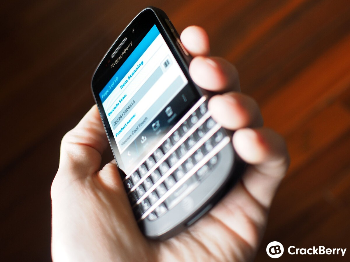 ProntoForms for BlackBerry 10