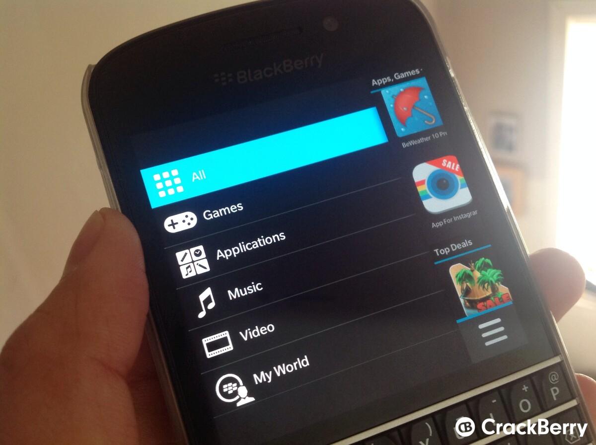 BlackBerry a Platinum sponsor at Enterprise Apps World