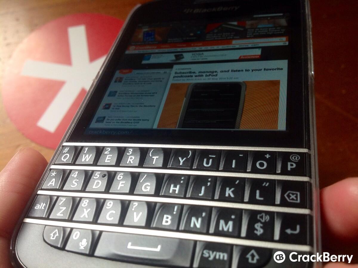 Q10 keyboard