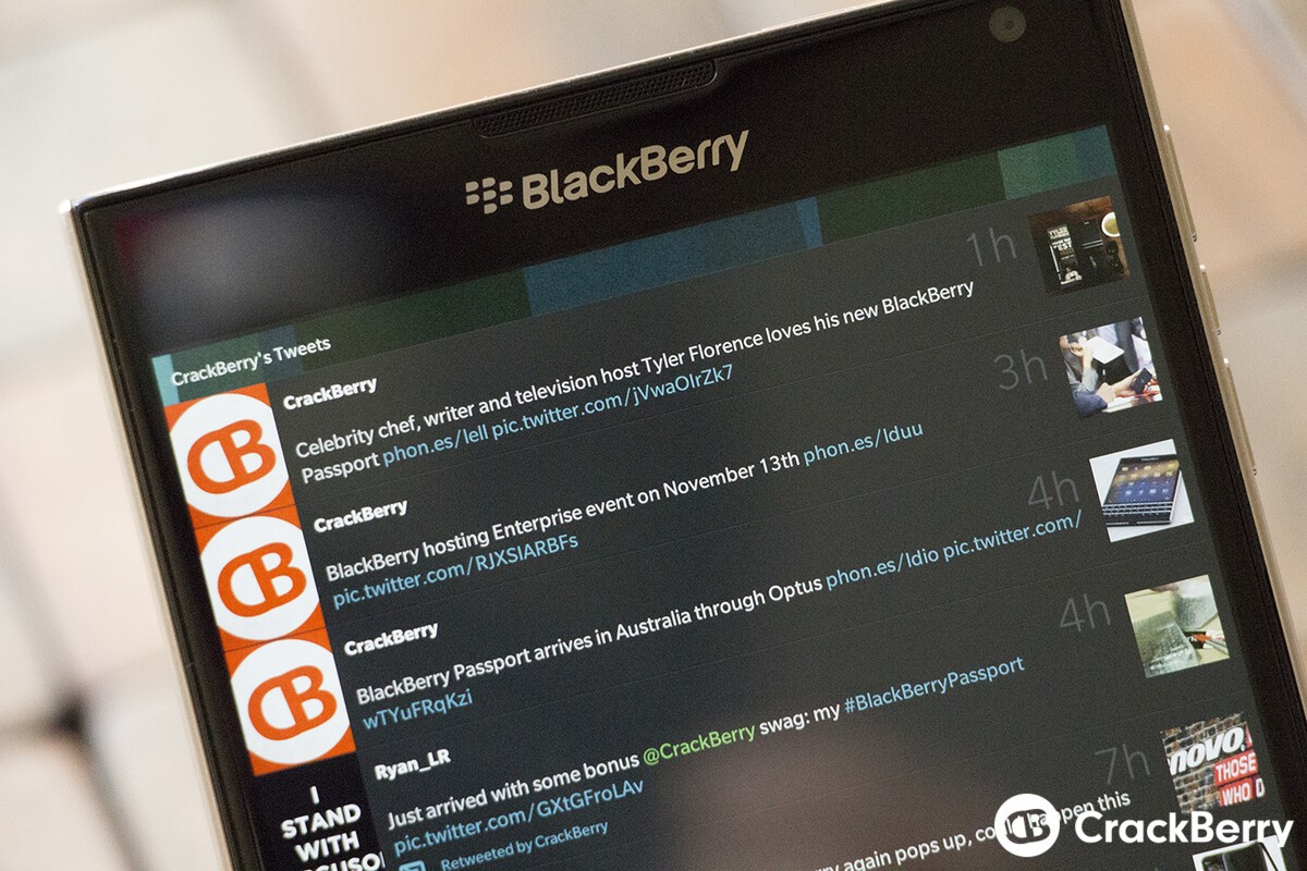 Blaq updates to v1.4.2 with plenty of bug fixes and enhancements