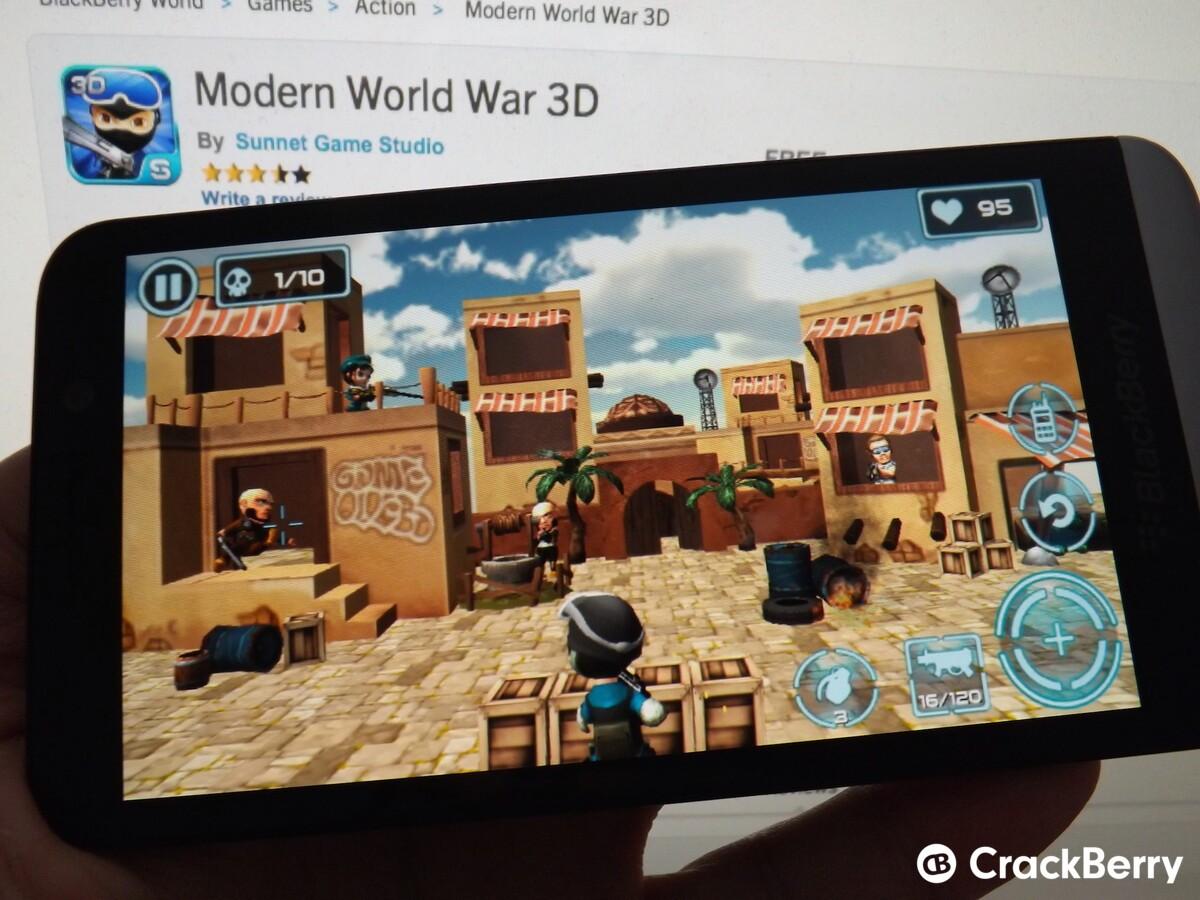Modern World War 3D