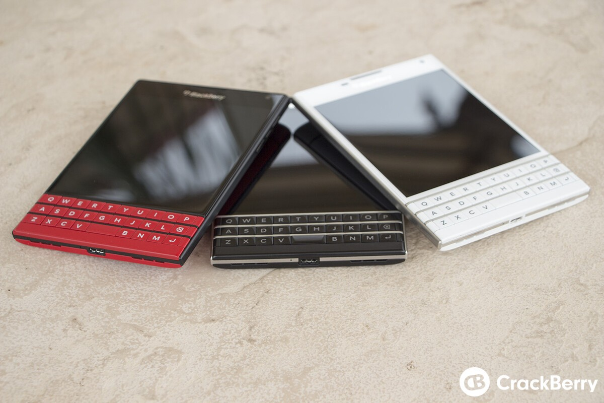 BlackBerry Passport pricing through ShopBlackBerry reduced for a limited time