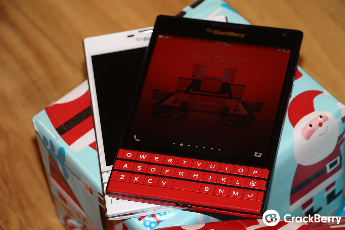 Get a new BlackBerry 10 smartphone for the holidays? We're here to help!