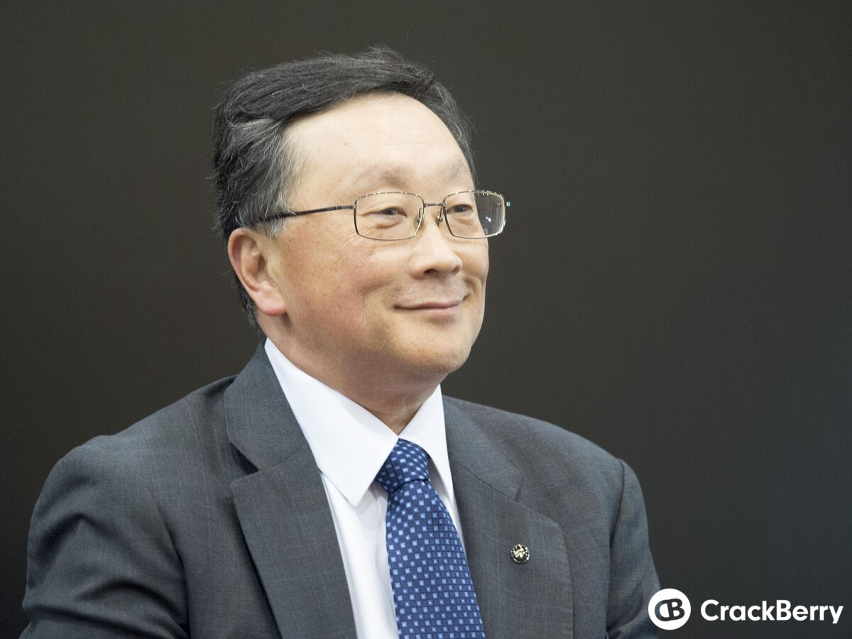 John Chen speaks on the great encryption debate and where BlackBerry stands on it all