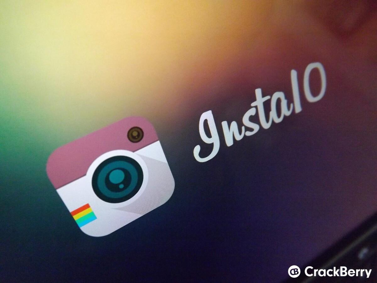 Insta10-BlackBerry-10