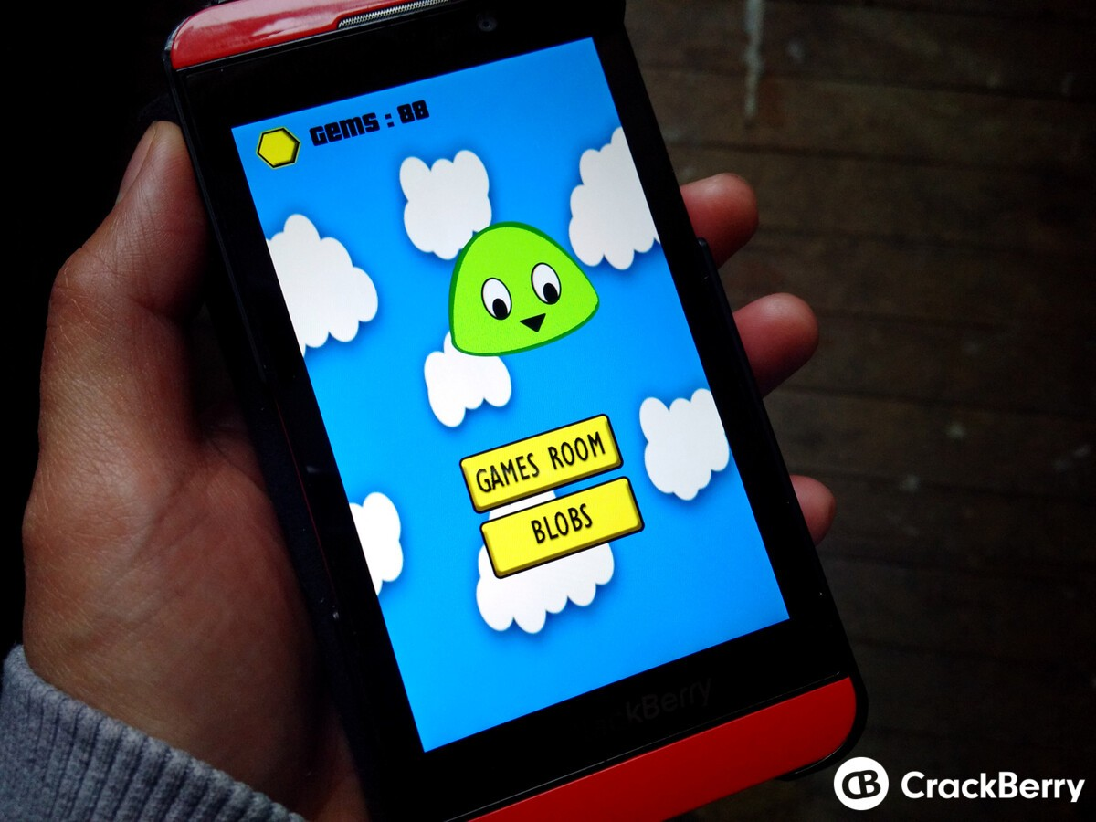 BLOB offers addictively challenging games for you to play - 7000 free copies up for grabs