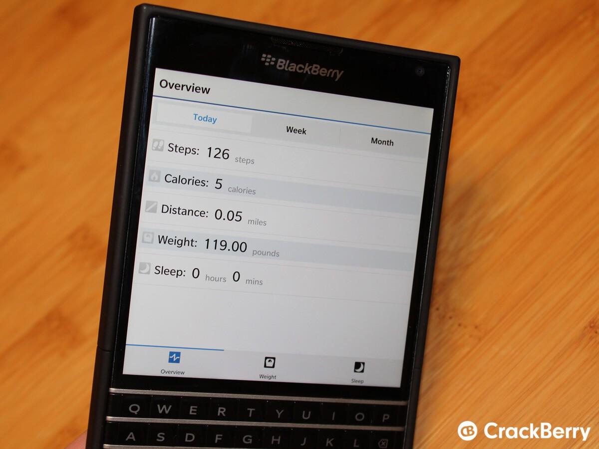 Health for BlackBerry