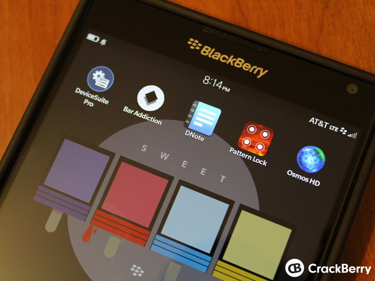 BlackBerry App Roundup 7/31/15