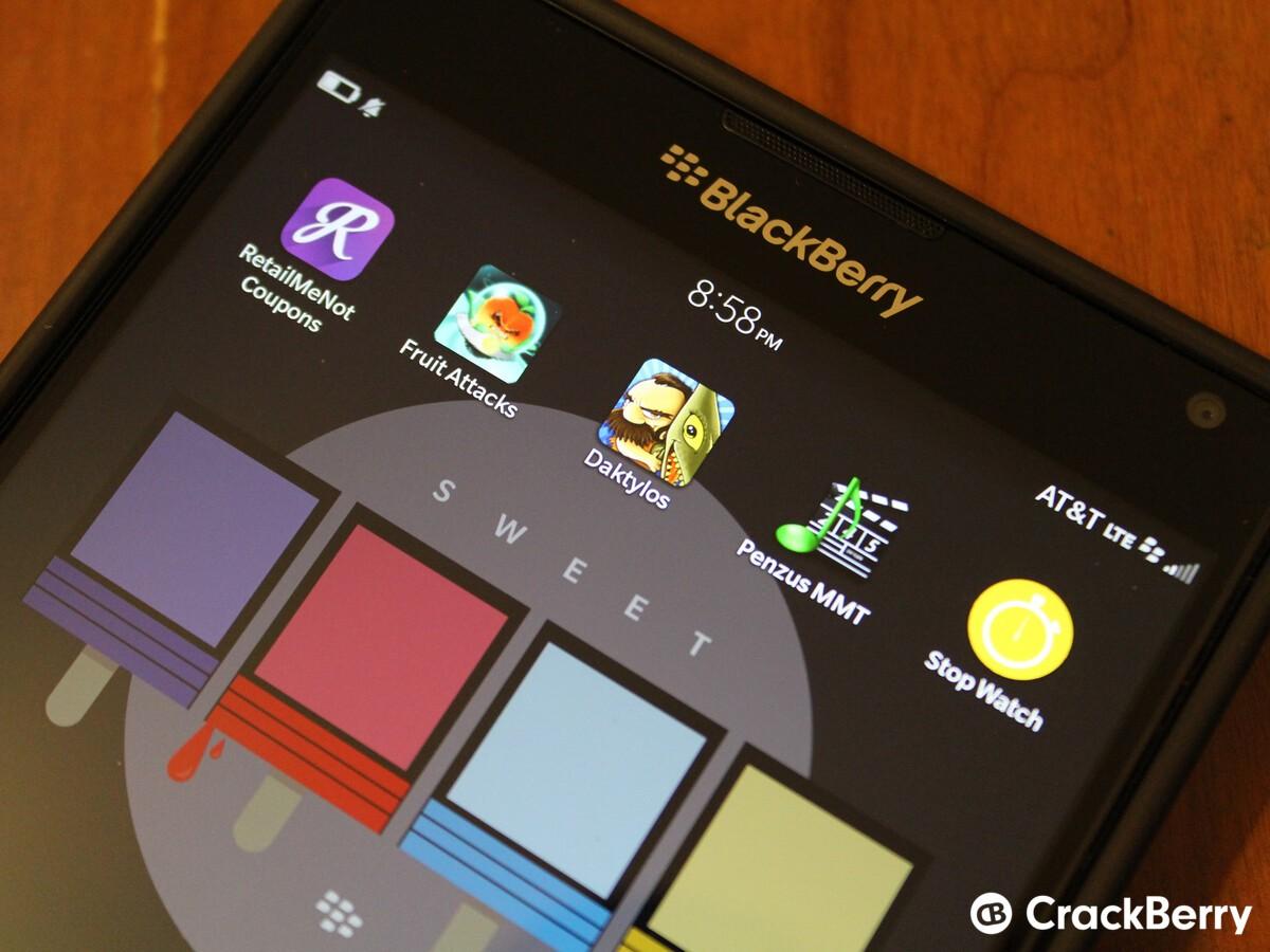 BlackBerry App Roundup 8/7/15