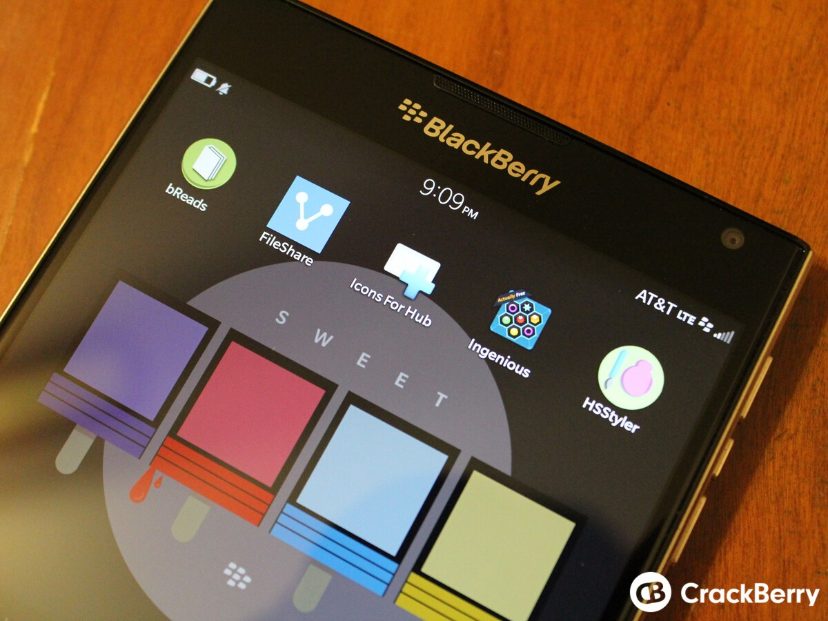 BlackBerry App Roundup 9/25/15