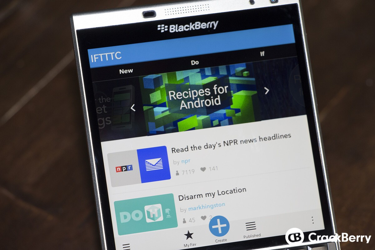 500 free copies of IFTTT Client available to download