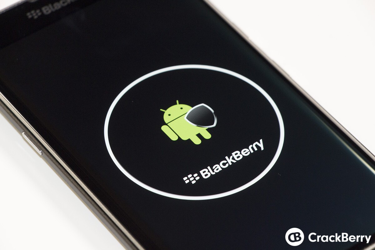 BlackBerry begins rollout of January Android security update
