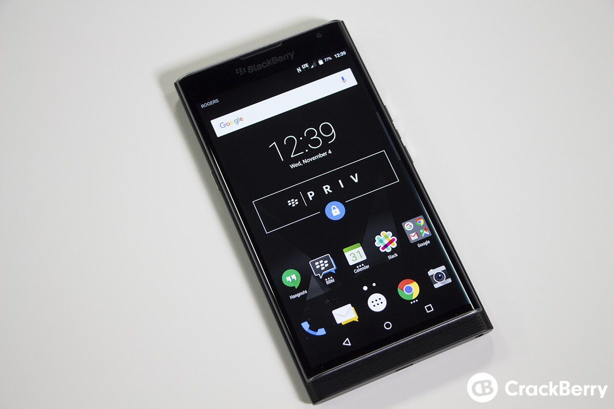 BlackBerry Priv officially arrives in Italy priced at 849 Euros