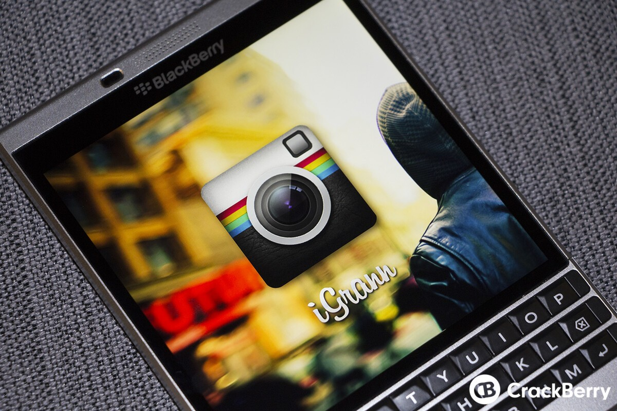 iGrann for BlackBerry 10 updated to fix login bug