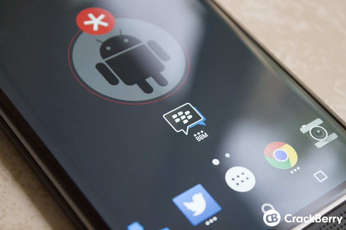 BBM for Android updated to include BBM Video in beta