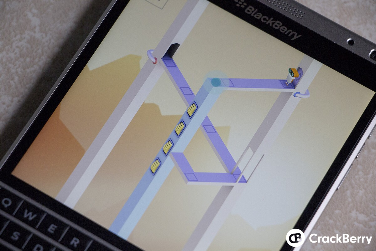 Guide Evo through optical illusion puzzles in the fantastic Evo Explores