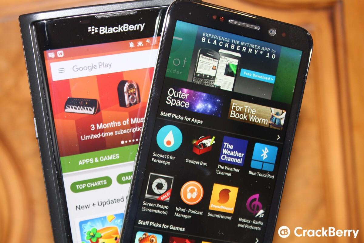 BlackBerry App Roundup 12/25/15