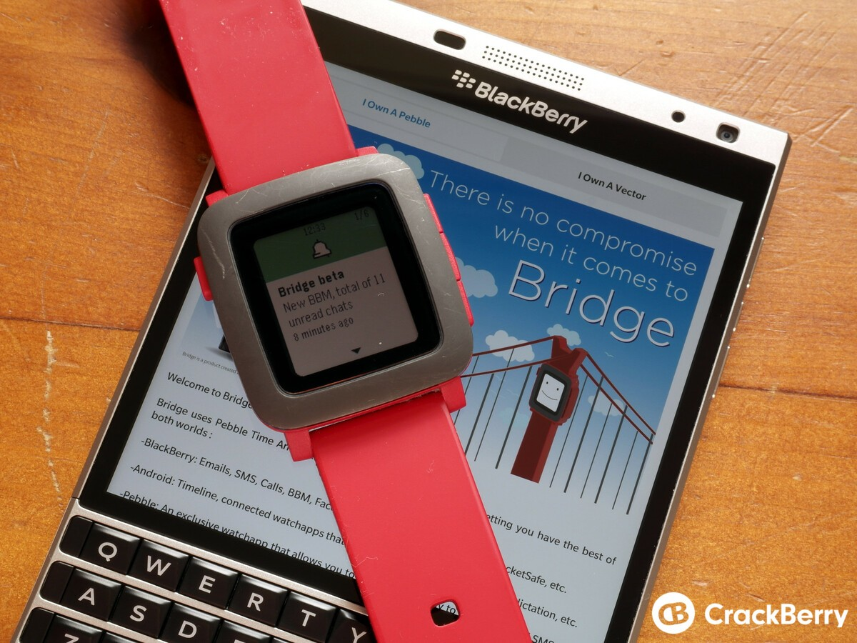 Bridge update brings BBM support, Vector support and more