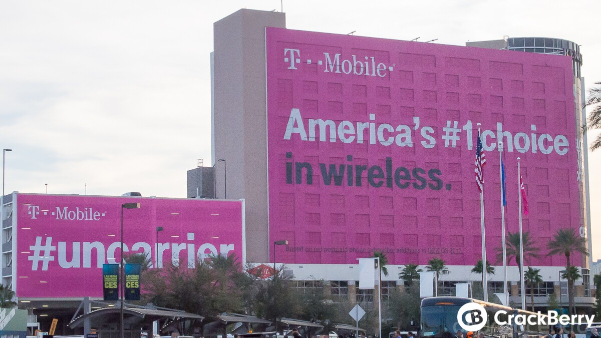 T-Mobile offers Sprint customers an extra $200 credit to switch