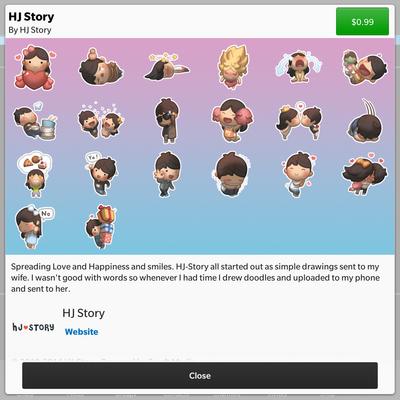 HJ Story