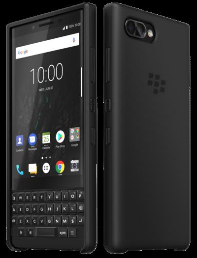 BlackBerry KEY2 soft shell case